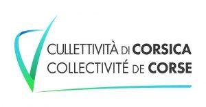 Logo Cullettività di Corsica - Collectivité de Corse