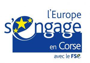 Logo Le Fonds Social Européen